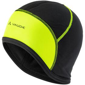 VAUDE Bike Cappello, nero/giallo